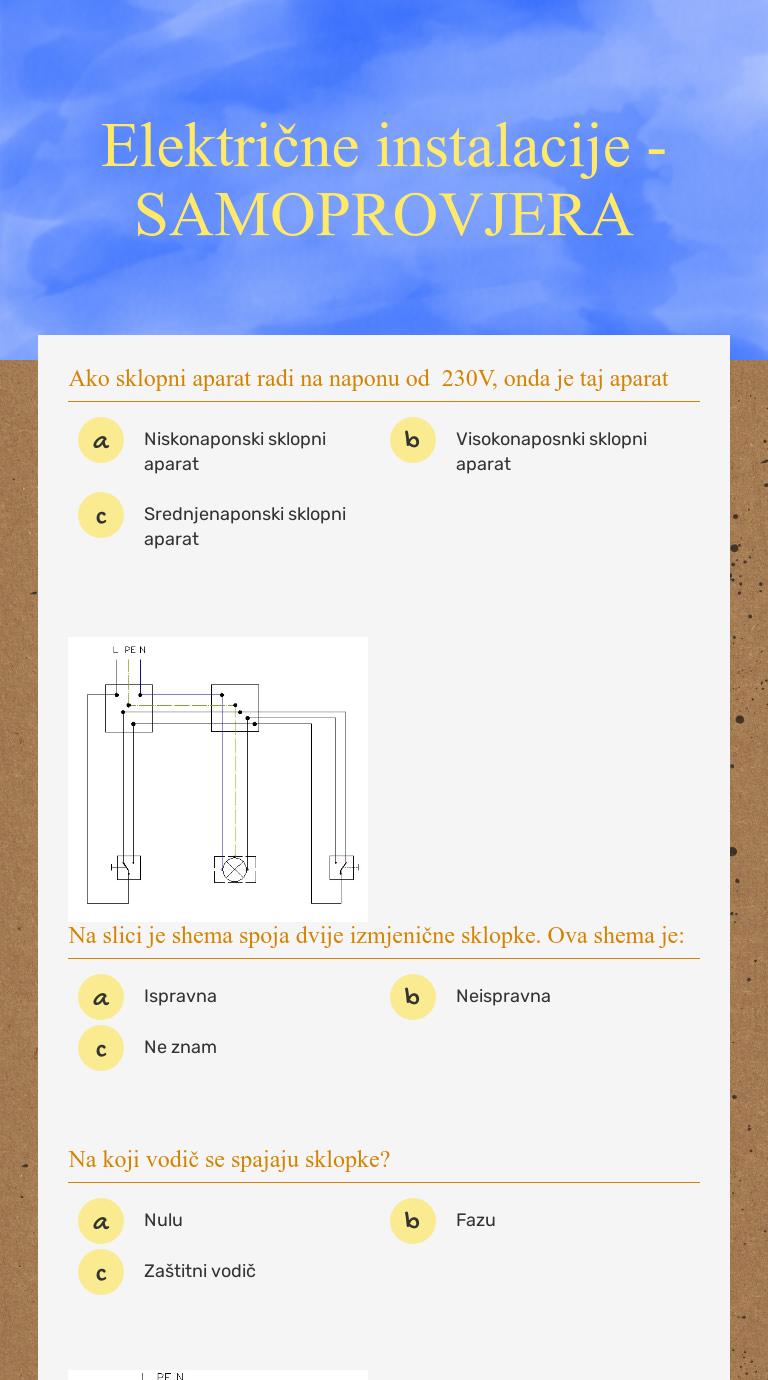 Relej shema bistabilni Kapacitet motora: