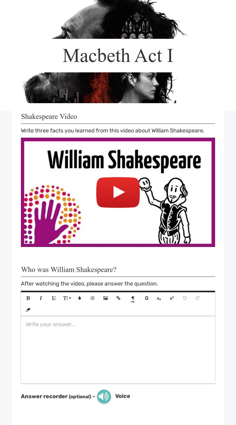 Worksheet Preview by Amanda Robinette Blended Worksheets