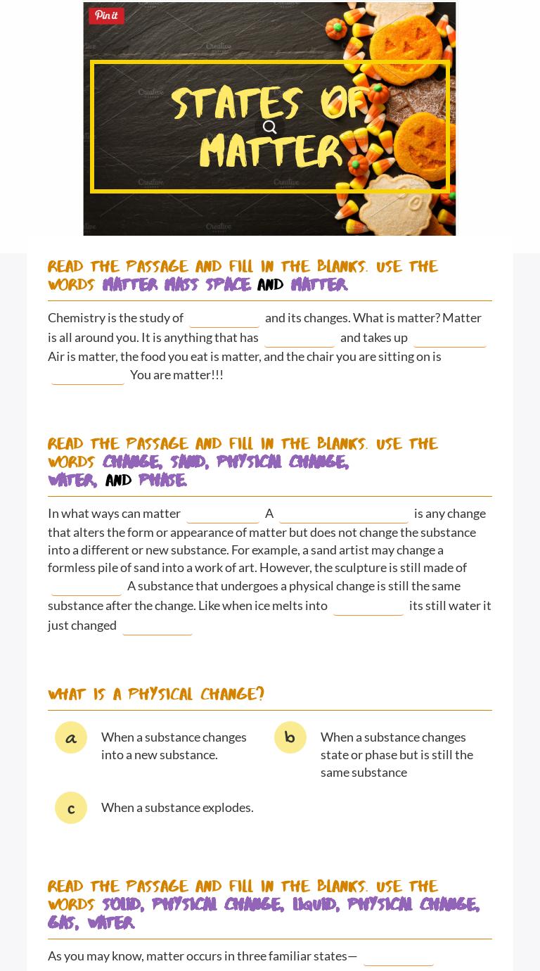 Worksheet Preview by Danyelle Garcia Blended Worksheets